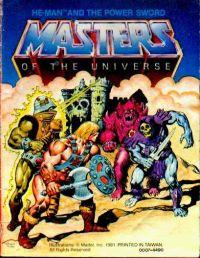 The Masters Behind Mineternia, He-ManTales net